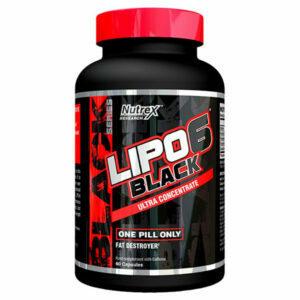 Lipo 6 Black UC | Nutrex