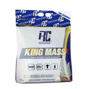 King mass 10lbs