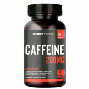 CAFFEINE 200 | BODYTECH