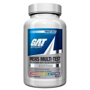 MENS MULTI+TEST / ELEVADOR TESTOSTERONA | GAT 150CAPS